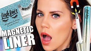 Download MAGNETIC EYELINER & LASHES ... Problem Solved! Video