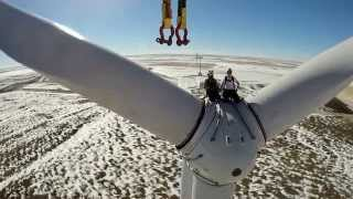 Download Northwest Crane Service, L.L.C. Liebherr LTM 1750-9.1 Kansas Wind Turbine Project Video