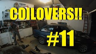 Download AE86 Drift Build - COILOVERS! (EP. 11) Video