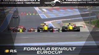 Download 2018 Formula Renault Eurocup - Paul Ricard - Race 2 Highlights Video