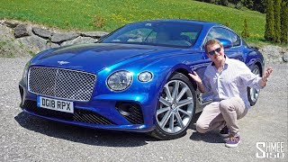 Download Is the New Bentley Continental GT Worth £160,000? | TEST DRIVE Video