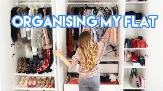 Download ORGANISING MY FLAT(/life) | Amelia Liana Video