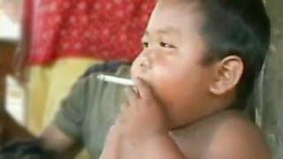 Download Ребенок курит 40 сигарет в день - Моя Ужасная История Video