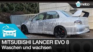 Download Mitsubishi Lancer Evo 8   Sound Waschen Wachsen und ShinyChiefs CarParfume   83metoo Video