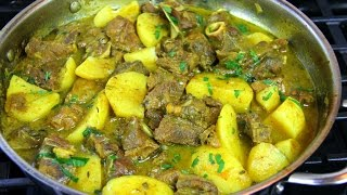 Download WARNING Best Jamaican Curry Goat #TastyTuesdays | CaribbeanPot Video
