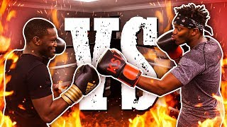 Download BOXING MY BRO Video