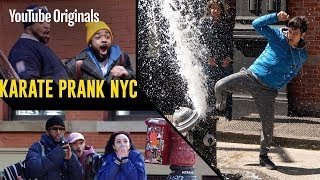 Download Karate Prank NYC Video