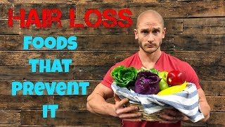Download Hair Loss: Top 3 Natural Foods to Slow Balding- Thomas DeLauer Video