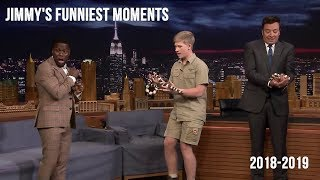 Download Jimmy Fallon Funniest Moments 2019 #compilation Video
