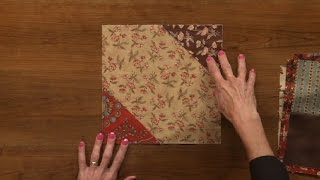 Download Fold and Sew Quilts | National Quilters Circle Video
