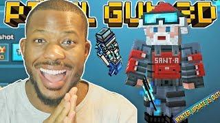 Download MY FIRST 15.6 WINTER UPDATE GAME!! | Pixel Gun 3D Video
