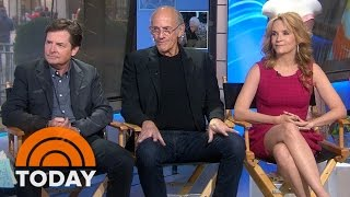 Download 'Great Scott!' 'Back to the Future' Cast Reunites | TODAY Video