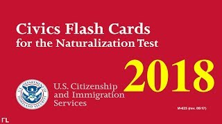 Download US Citizenship Naturalization Test 2018 (OFFICIAL 100 TEST QUESTIONS & ANSWERS) Video
