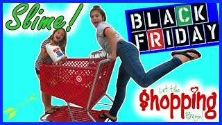 Download SLIME SUPPLIES SHOPPING ″Black Friday″ #62 Video
