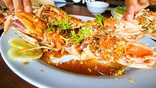 Download Koh Chang Island - PRISTINE SEAFOOD FISHING VILLAGE and Spicy Curries | Food Travel Guide! Video