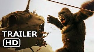 Download KING KONG 360° VR Trailer (2017) Helicopter Crash Movie Scene HD Video
