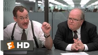 Download Office Space (3/5) Movie CLIP - Motivation Problems (1999) HD Video