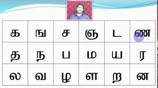 Uyirmei Eluththukkal IK varisai payirchi/Tamil letters/Tamil