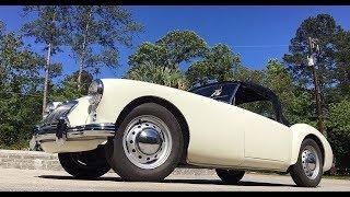 Download 1957 MGA Restoration - a Mark Adams film Video