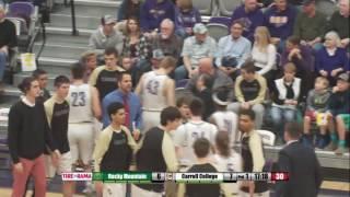 Download Men's Basketball vs. Rocky Mountain College Video