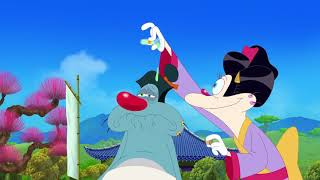 Download ⭐NEW 2018⭐ Oggy and the Cockroaches - Oggy-Sumo (S05E56) Full Episode in HD Video