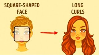 Download How to Choose the Best Hairstyle for Your Face Video