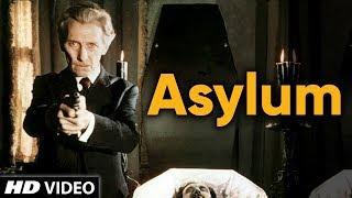 Download Asylum (1972) | Hollywood Horror Movie | Peter Cushing, Britt Ekland | Latest Horror Movies Video