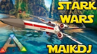 Download TRAILER STARK WARS - SERIE DE STAR WARS EN ARK!!! Video