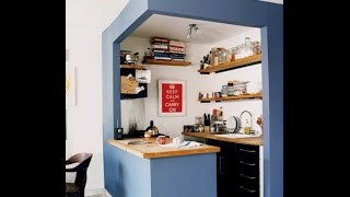 Download 79 mostly small Kitchen Design Ideas Video