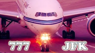 Download 25 AIRLINES flying the BOEING 777 into JFK Airport! Video