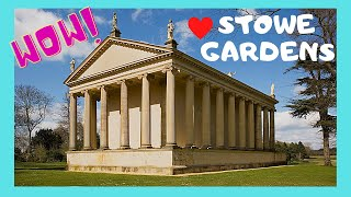 Download ENGLAND: 40 CLASSIC TEMPLES, MONUMENTS and BRIDGES, the GARDENS at STOWE Video