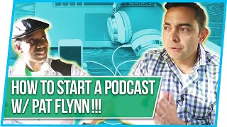 Download How to Start a Podcast in 2018! Best Podcasting Tips from from Pat Flynn Video