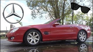 Download Mercedes SL 500 Test - Traumhafter Roadster mit V8! - Review Sound Drive Video