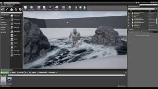 Dynamic Material Instance ″Wet Concrete/Mud″ in UE4 Free Download