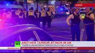 Download UK Terror Wave: Who is to blame for horrific attacks? Video