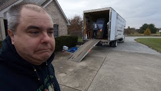 Download Move In Progress! Disaster! Pole Barn Update! Video