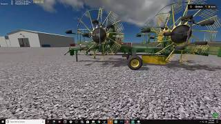 Download Starting a CUSTOM baling company! Far Custom Farms! Let's do this! #TeamScrunt Video