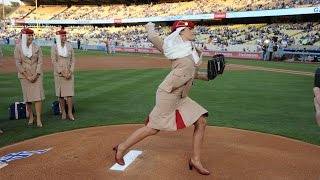 Download Emirates steals the show with the Los Angeles Dodgers | Baseball | Emirates Video