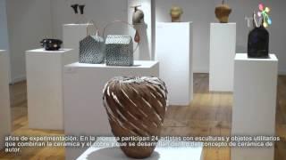 Download Exposición Terracobre muestra esculturas que mezclan la cerámica con el cobre Video