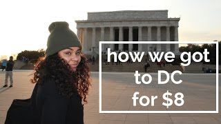 Download How We Got to DC for $8 Video