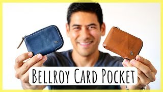Download Bellroy Card Pocket | Minimalist Wallet for Credit Card Collectors Video