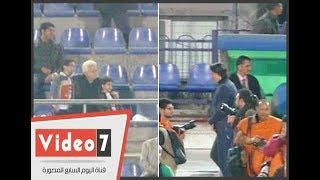 Download نيبوشا وعودة حبايب و مرتضى يجلس وحيداَ قبل مباراة الزمالك والمقاولون Video