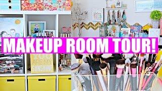 Download MAKEUP ROOM TOUR! Video