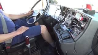 Download Scania T143 500 im Cockpit Teil 3 Scania 143 V8 Video