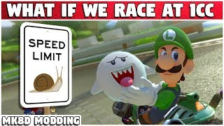 Download What If We Race at 1 CC?!?!   Mario Kart 8 Deluxe Modding Video