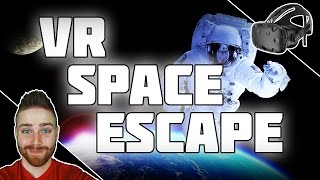 Download VR Escape Room - SPACE! [HTC Vive] Video