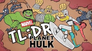 Download What is Planet Hulk? - Marvel TL;DR Video