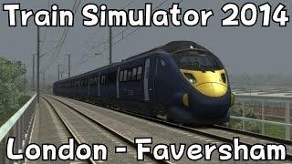 Download Train Simulator 2014: London - Faversham High Speed with Javelin Class 395 Video