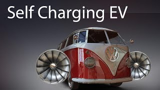 Download Can you Make a SELF CHARGING ELECTRIC CAR? Video