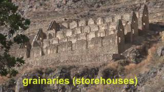 Download Ollantaytambo, Peru Video
